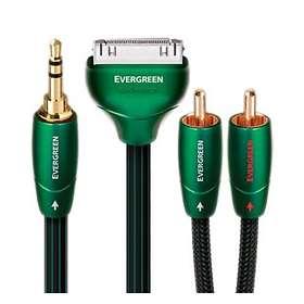 Audioquest Evergreen 3.5mm - 2RCA 1m