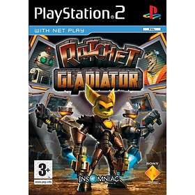 Ratchet: Gladiator (PS2)
