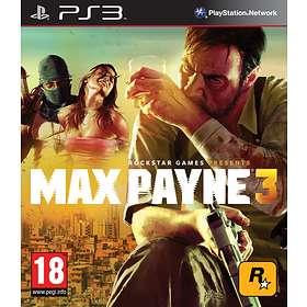 Max Payne 3 - Nordic Edition (PS3)