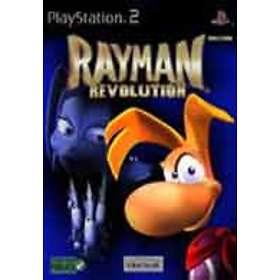 Rayman: Revolution (PS2)