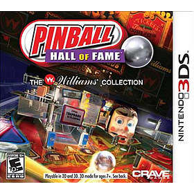 Pinball Hall of Fame: The Williams Collection (3DS)