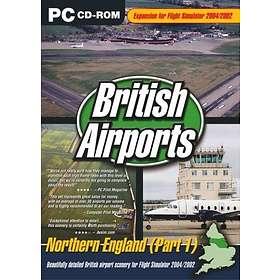 Flight Simulator 2004 Expansion: British Airports Northern England