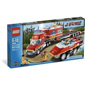 LEGO City 4430 Fire Transporter