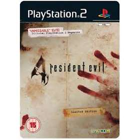 Resident Evil 4 - Limited Edition (PS2)