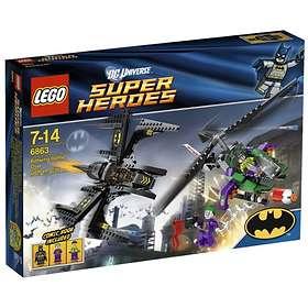 LEGO DC Comics Super Heroes 6863 Batwing Battle Over Gotham City