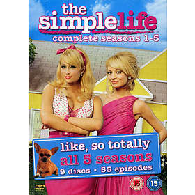 The Simple Life - Seasons 1-5