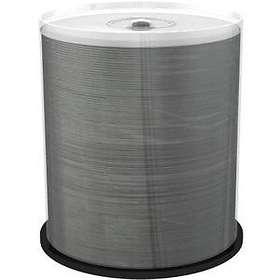 MediaRange CD-R 700MB 52x 100-pack Spindel Silver Inkjet