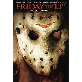 Friday the 13th - Extended Cut (UK)