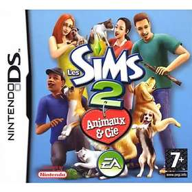 The Sims 2: Pets (Djurliv) (DS)