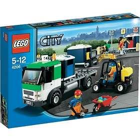 LEGO City 4206 Återvinningsbil