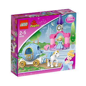 LEGO Duplo 6153 Princess Askungens Vagn