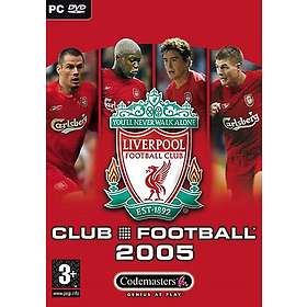 Club Football 2005: Liverpool (PC)