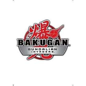 Bakugan Gundalien Invaders - Säsong 1: Volume 3