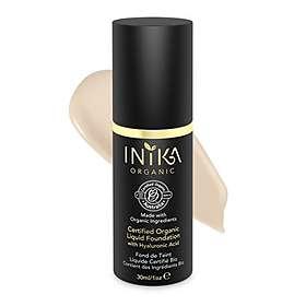 INIKA Certified Organic Liquid Foundation 30ml