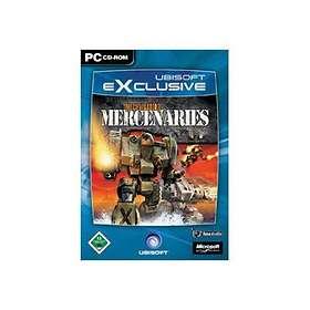 MechWarrior 4 Mercenaries Expansion PC