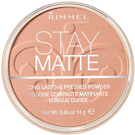 Rimmel Stay Matte Pressed Powder 14g