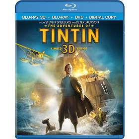 The Adventures of Tintin 3D (US)