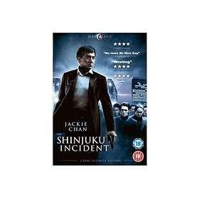 The Shinjuku Incident (UK)
