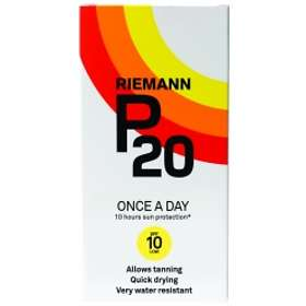 Riemann P20 Once a Day SPF10 200ml