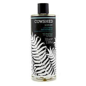 Cowshed Wild Cow Invigorating Bath & Body Oil 100ml