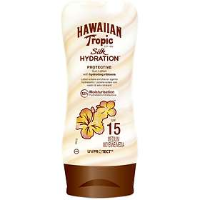 Hawaiian Tropic Silk Hydration Protective Sun Lotion SPF15 180ml