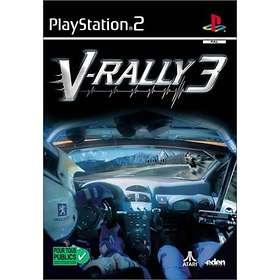 V-Rally 3 (PS2)