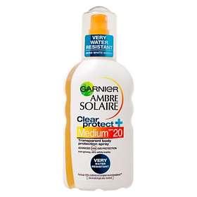 Garnier Ambre Solaire Clear Protect Spray SPF20 200ml