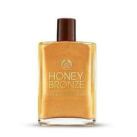 The Body Shop Honey Bronze Shimmering Dry Oil 100ml