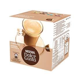 Nescafé Dolce Gusto Espresso Macchiato 16st (kapslar)