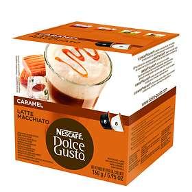 Nescafé Dolce Gusto Latte Macchiato Caramel 16st (kapslar)