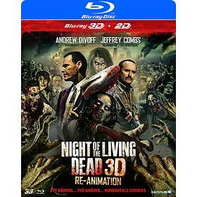 Night of the Living Dead: Re-animation (3D)