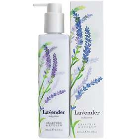 Crabtree & Evelyn Lavender Body Lotion 245ml