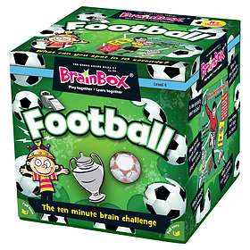 Green Board Games BrainBox - Football