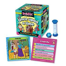 Green Board Games BrainBox - Once Upon a Time