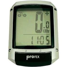 Profex Big 16 Functions Bike Computer