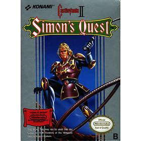 Castlevania 2: Simon's Quest (NES)