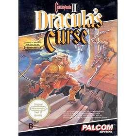 Castlevania III: Dracula's Curse (NES)