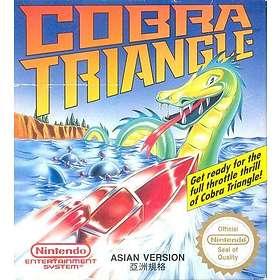 Cobra Triangle (NES)