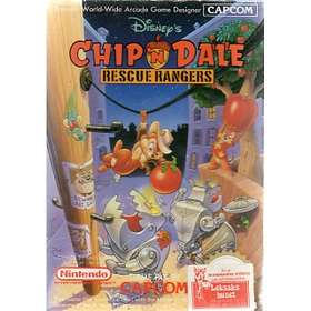 Chip 'n Dale: Rescue Rangers (NES)