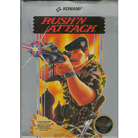 Rush'n Attack (NES)