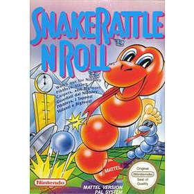 Snake Rattle 'n Roll (NES)