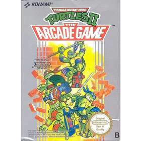 Teenage Mutant Hero Turtles II: The Arcade Game