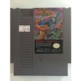 Wizards & Warriors (NES)