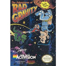 The Adventures of Rad Gravity (NES)