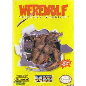 Werewolf: The Last Warrior