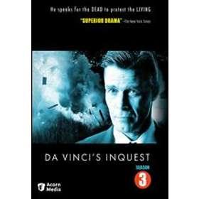 Da Vinci's Inquest - Season 3 (US)