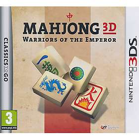 Mahjong 3D: Warriors of the Emperor (3DS)