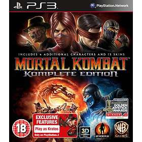 Mortal Kombat - Game of the Year Edition