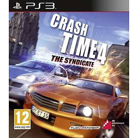 Crash Time 4: The Syndicate (PS3)