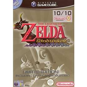 The Legend of Zelda: The Wind Waker - Limited Edition (GC)